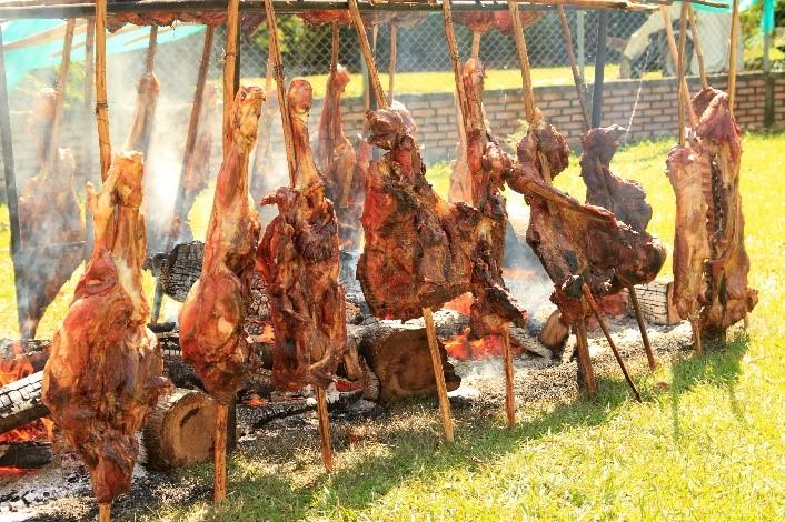 plato tipico del llano colombiano mamona