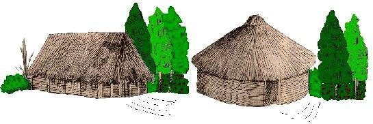 arquitectura de la cultura chibcha