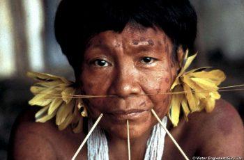 indígenas caribes