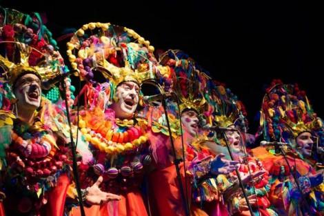 Carnaval uruguayo -
