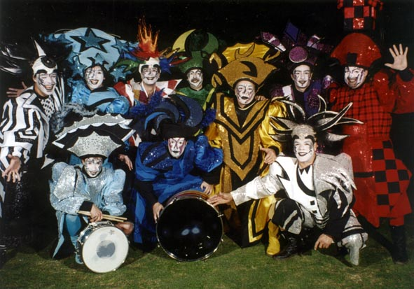 Carnaval uruguayo - La murga