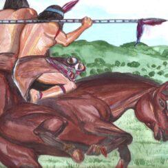 Churruas historia