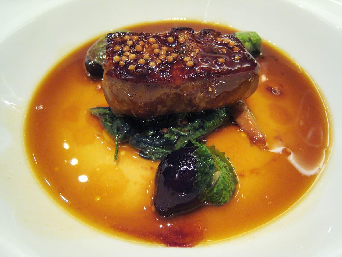 Foie gras: cultura francesa