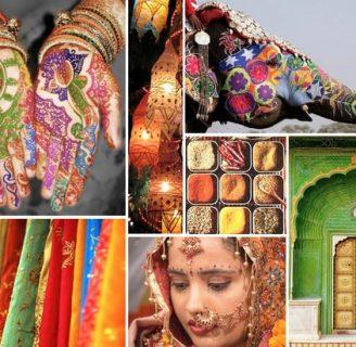 Costumbres y tradiciones de la India: extrañas, religiosas, de matrimonio, y más