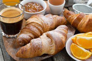 Costumbres y tradiciones de francia en bodas navidad for Desayuno frances tradicional