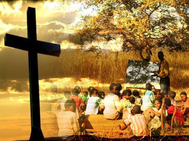 Religión de la Cultura Africana: