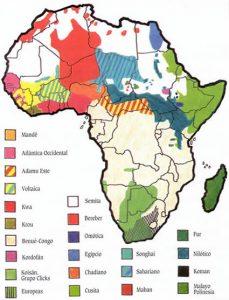 Idioma de la Cultura Africana: