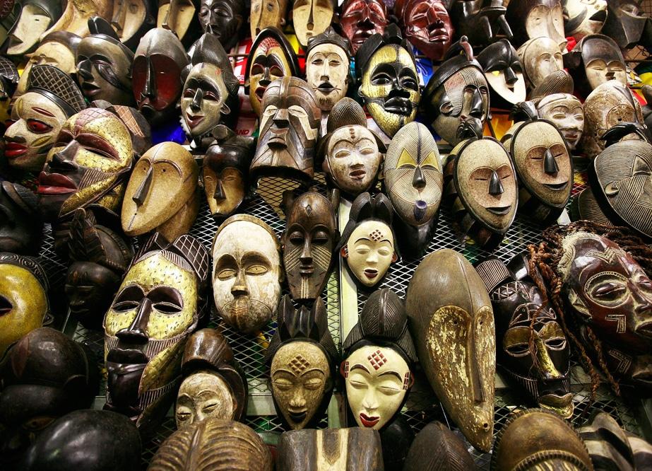 Cultura Africana Antigua: