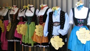 Vestimenta de la Cultura Alemana: