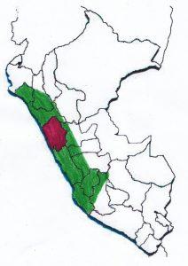 Cultura Chavin ubicacion