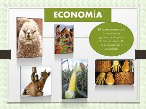 Cultura Chavin y la economia