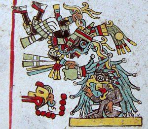 Cultura Chavin dioses