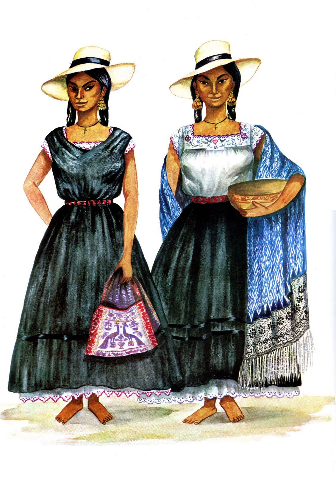 Cultura Chavin vestimenta