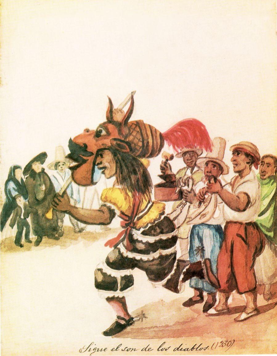 Cultura Chavin costumbres