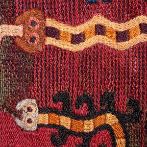 Cultura Chavin y tu textiles