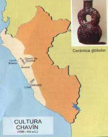 La Cultura chavin desarrollo