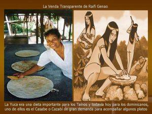 Aportes de los Taínos en la Cultura Dominicana: