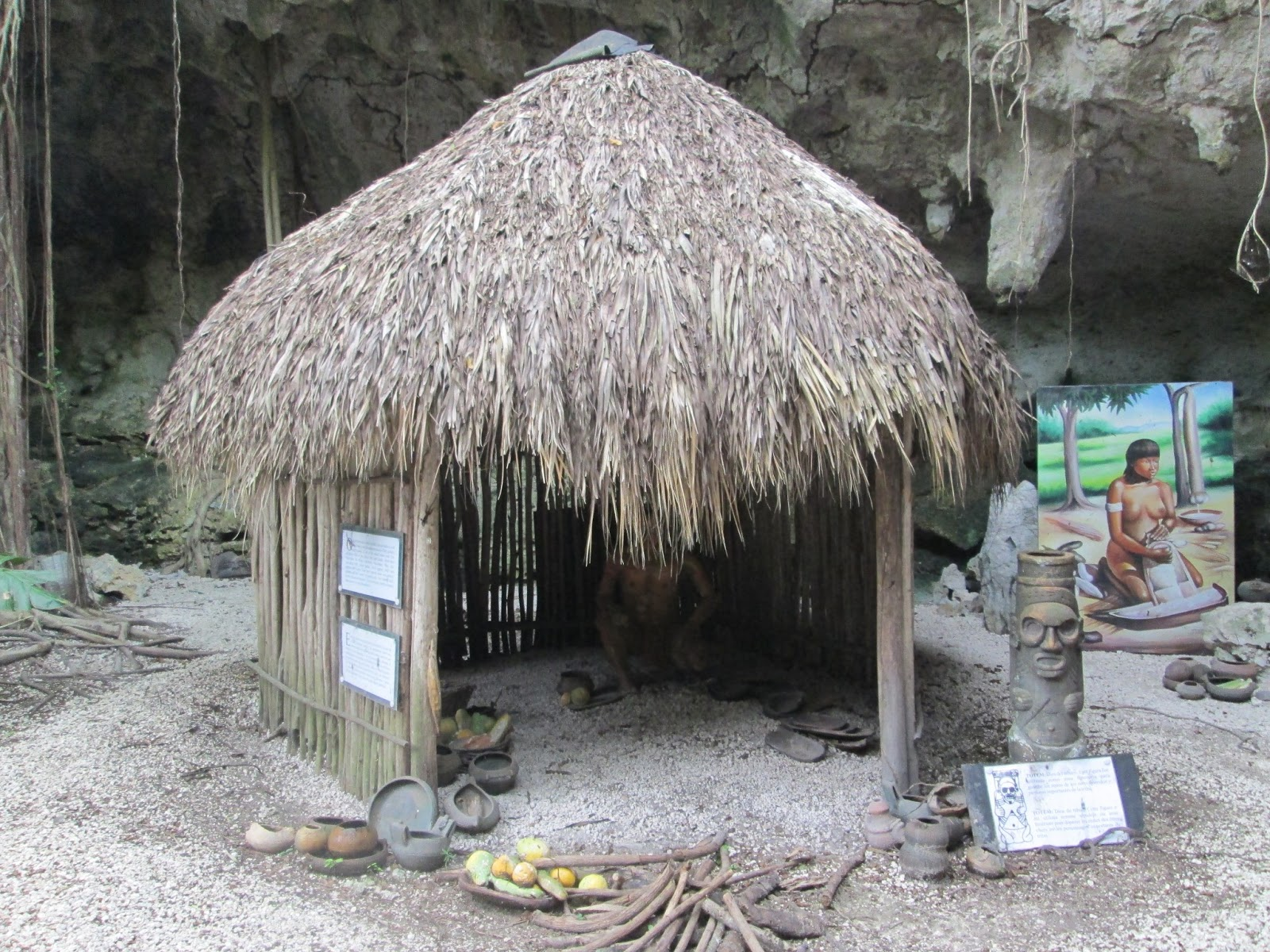 Cultura Taina República Dominicana: