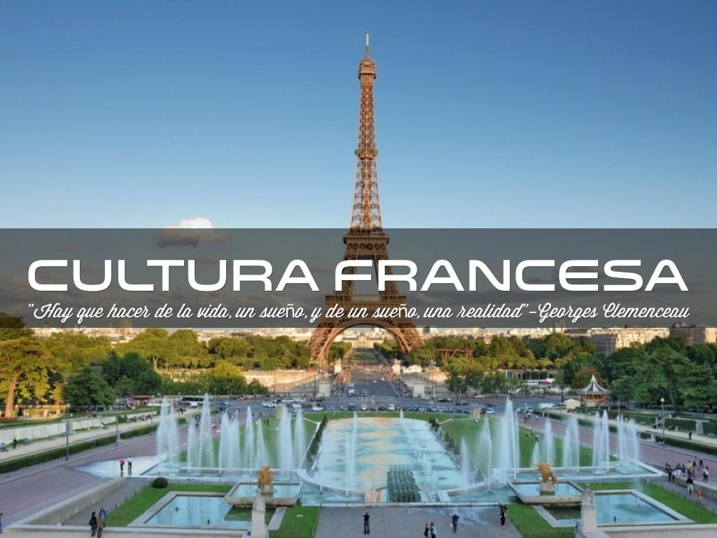 Cultura Francesa y mas