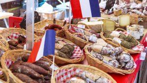 Gastronomía de la Cultura Francesa: