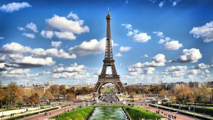 Climade la Cultura Francesa - París: