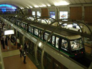 Transportede la Cultura Francesa - París:
