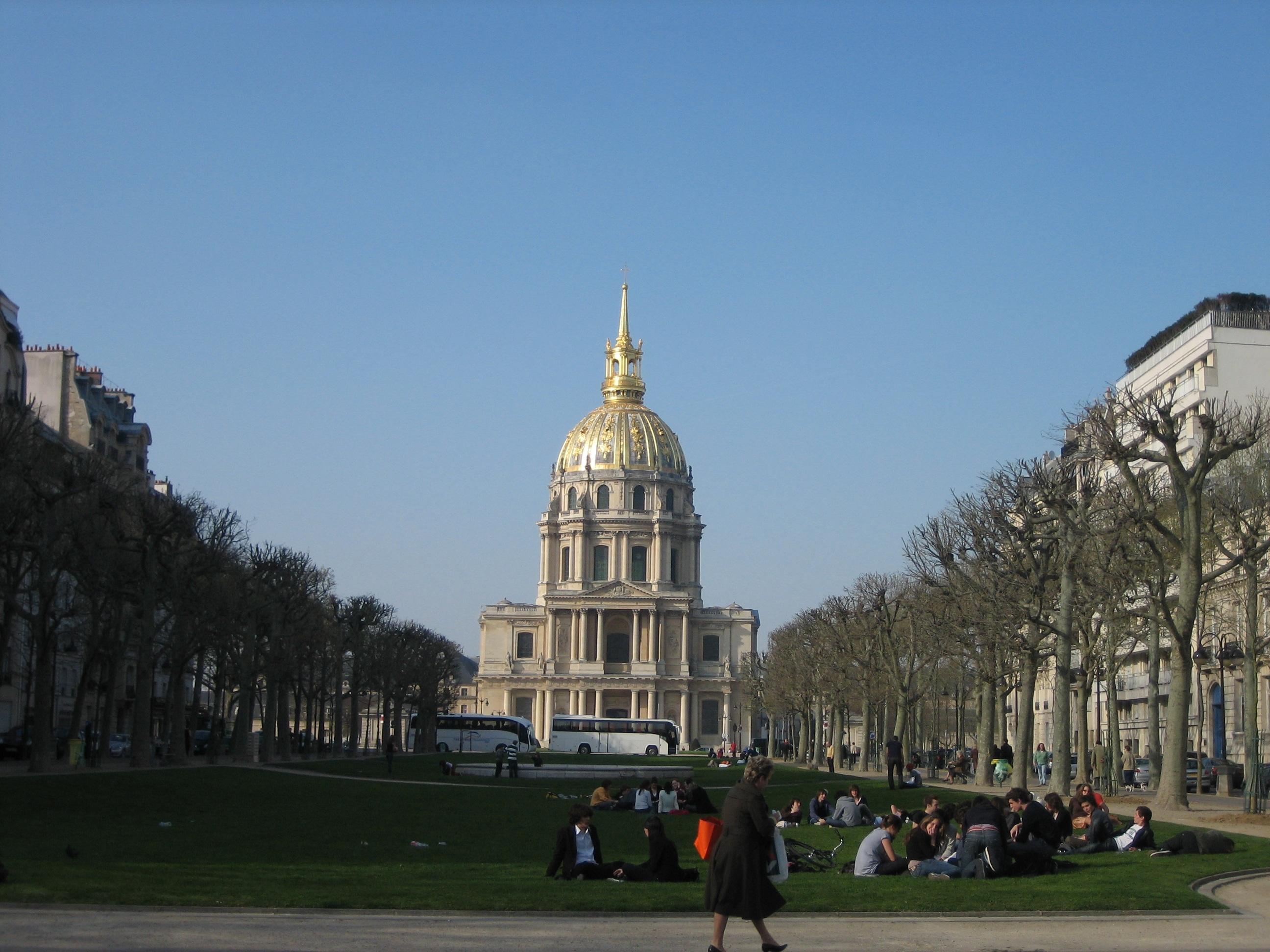 Culturade la Cultura Francesa - París: