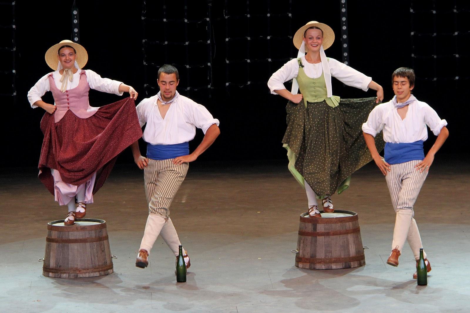 folklore de la Cultura Francesa: