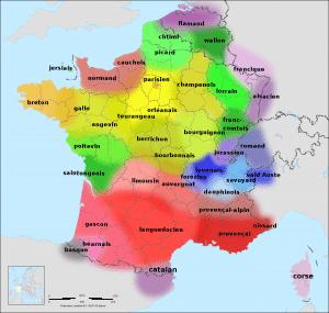 Dialectos de la Cultura Francesa: