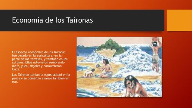 Economía de la Cultura Tairona: