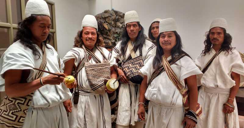 Vestuario de la Cultura Tairona: