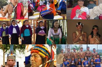 Las culturas del ecuador son importantes