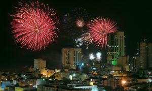Cultura del Ecuador año nuevo