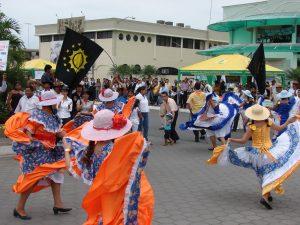 Culturas del Ecuador septiembre