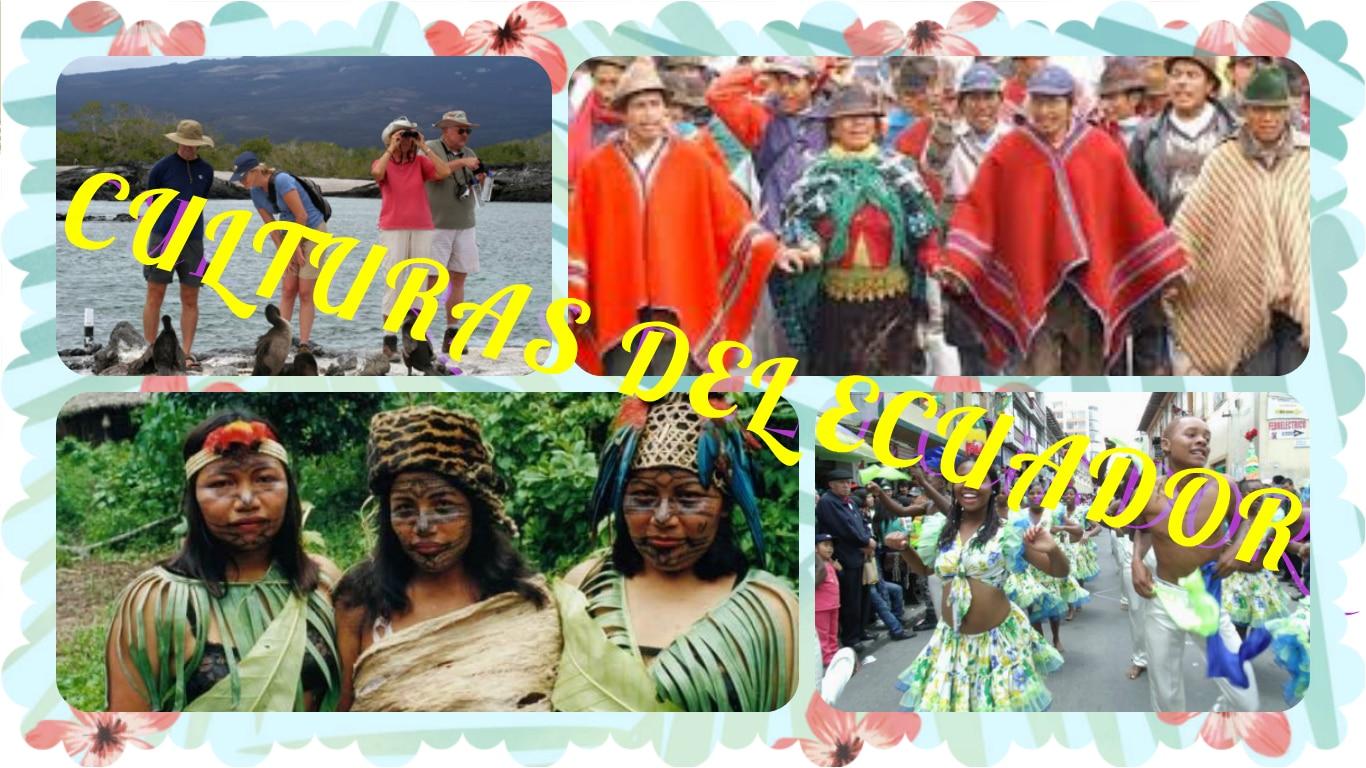 Culturas del Ecuador costa
