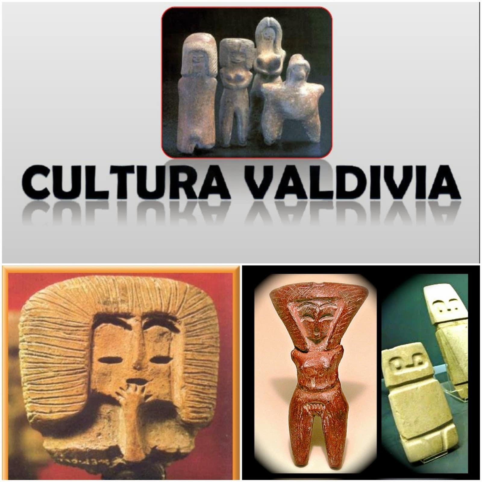 Culturas del Ecuador valdivia