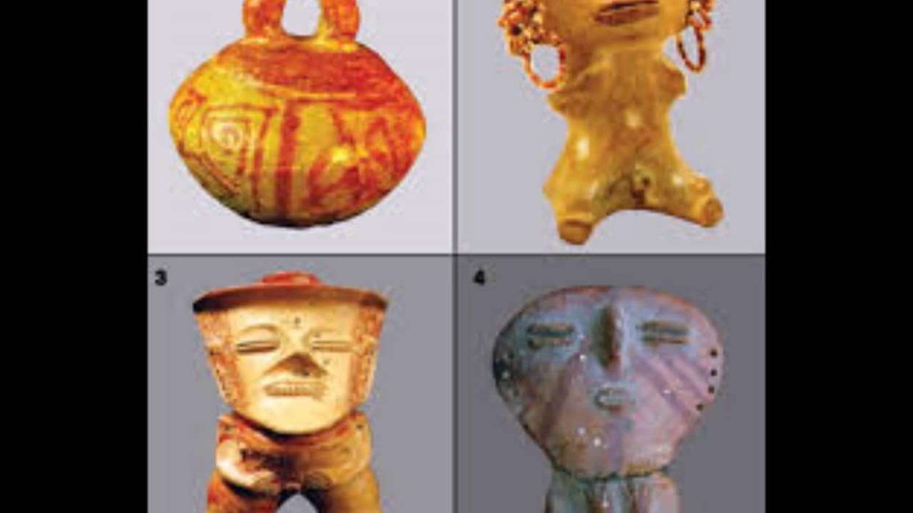 Culturas del Ecuador machalilla