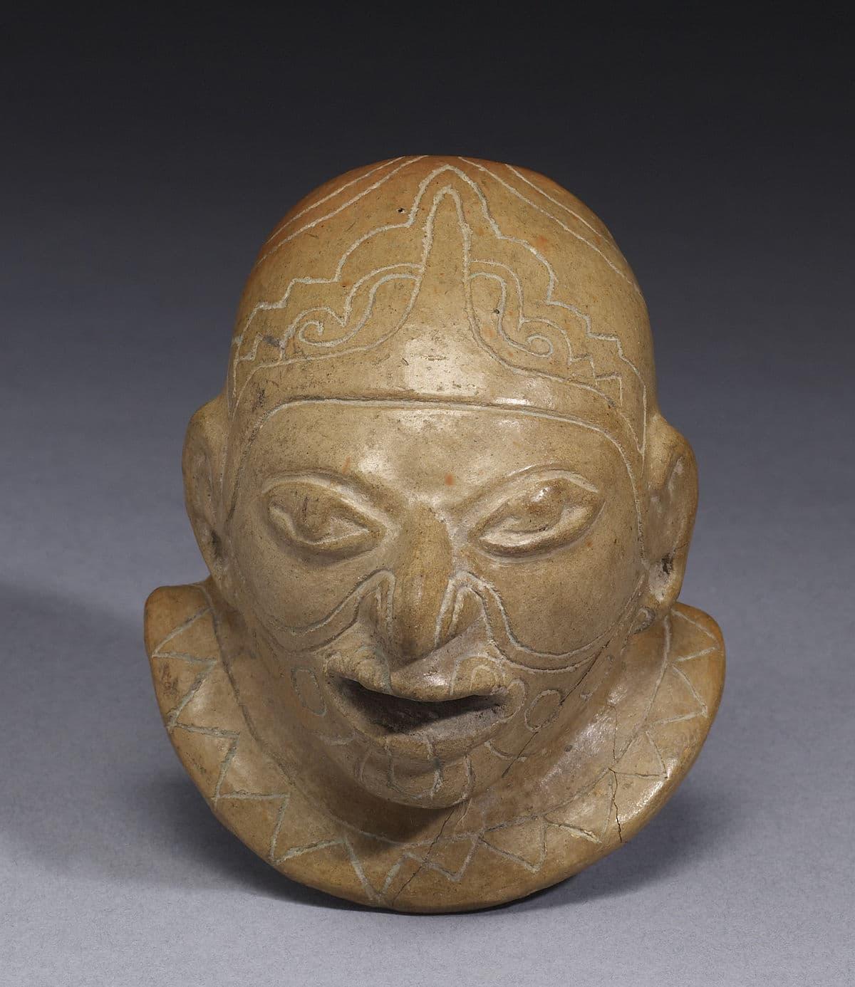 Culturas del Ecuador guangula