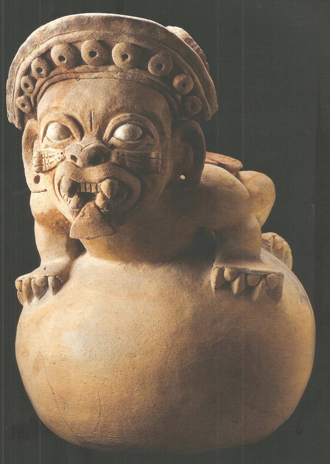 Culturas del Ecuador Tucahuan