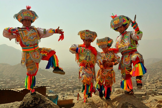 La Danza de tijeras y historiadores