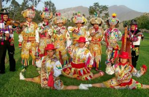 Historia y origen de la danza de Tijeras: