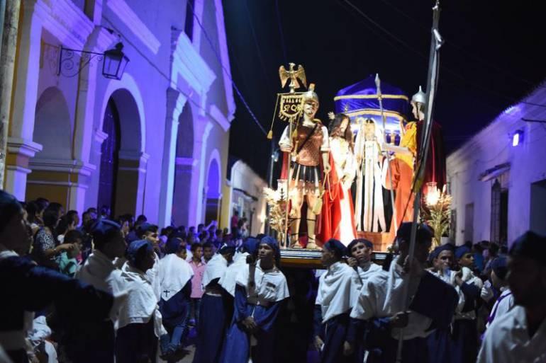 Fiestas religiosas en Colombia