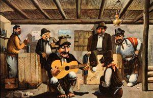 El Guacho Argentino y sus Costumbres: