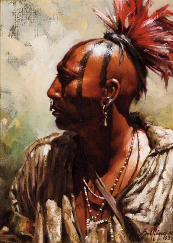 Los Indios Sioux