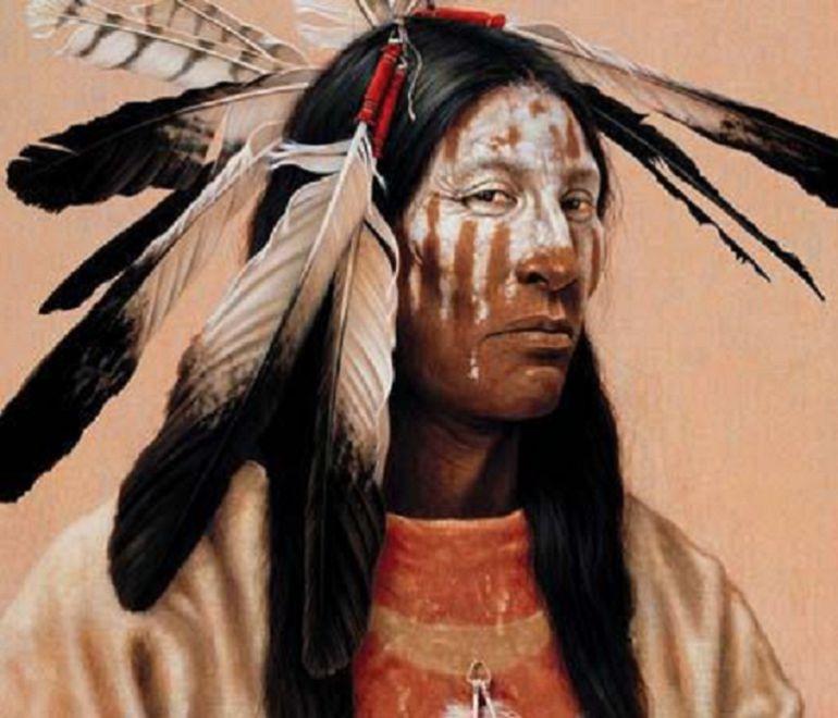 Indios Sioux en la actualidad: