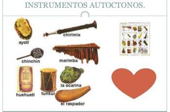 Todo sobre los instrumentos autóctonos de Guatemala