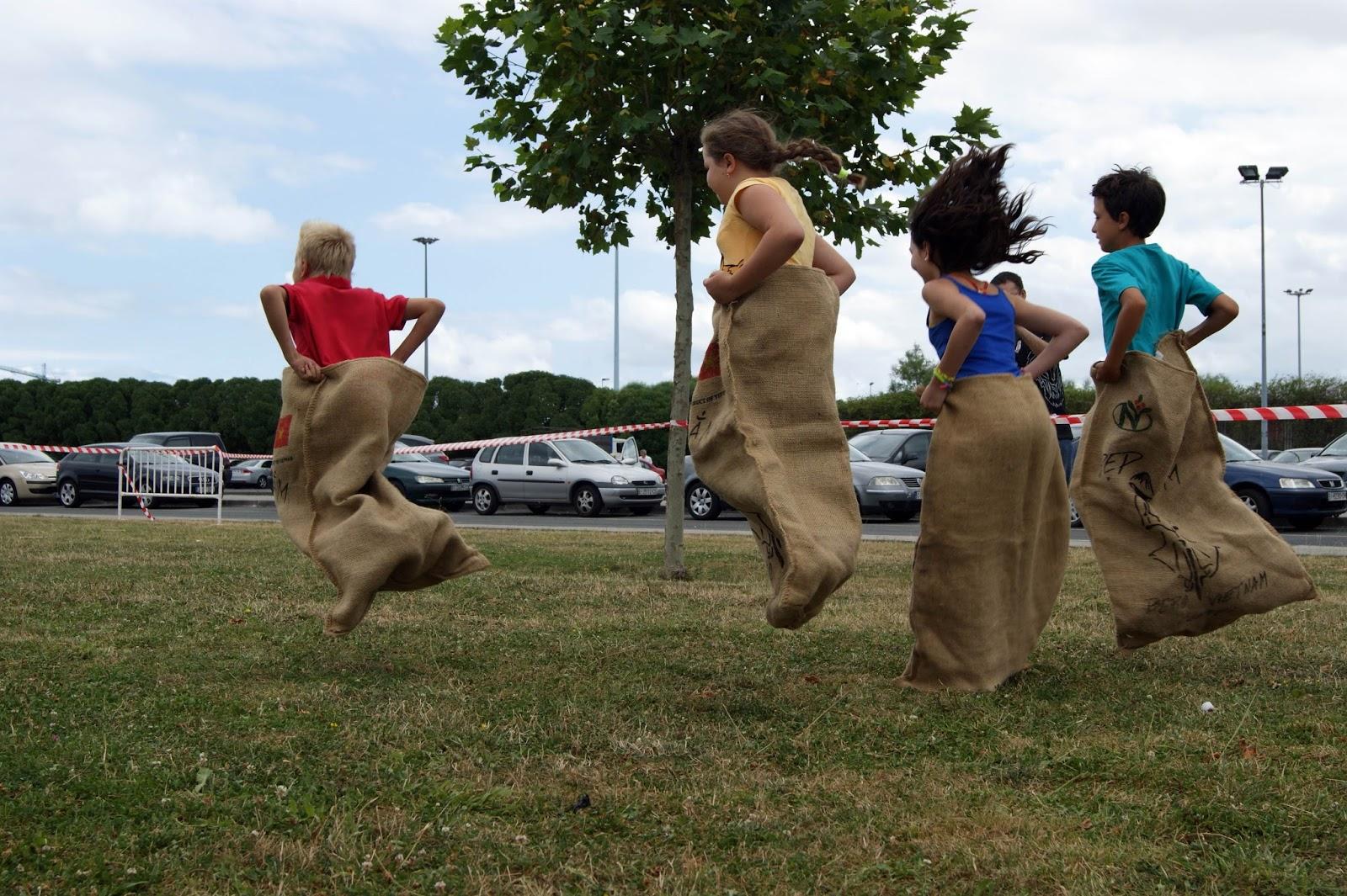 Juegos tradicionales del Paraguay