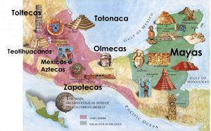 Características, ubicación y territorio de la Cultura Olmeca:
