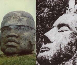 Dioses de la Cultura Olmeca 880: