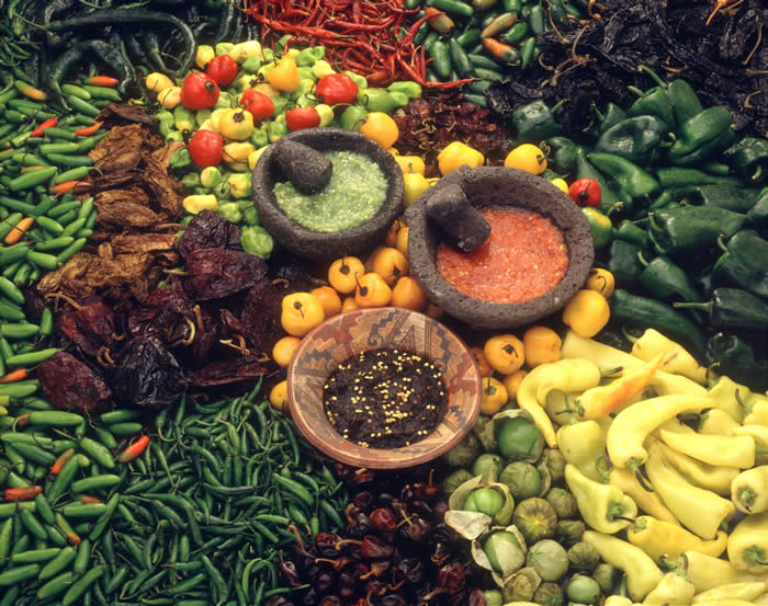 Alimentación de la Cultura Olmeca: